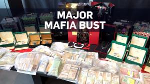 GTA police dismantle Italian mafia organization