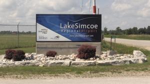 Lake Simcoe Regional Airport on Wed., July 18, 2019 (CTV News/Beatrice Vaisman)