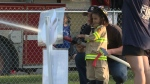 Junior Firefighters Challenge