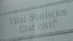 Manitoba Vital Statistics Agency
