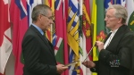 Lt. Gov. of Saskatchewan sworn in