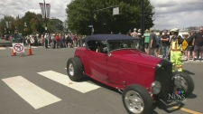 Thousands of vintage cars are in Greater Victoria