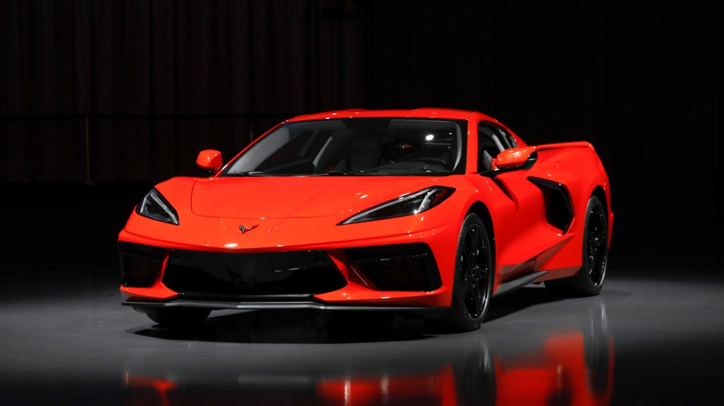 GM engineers accused of street racing Corvettes in Kentucky