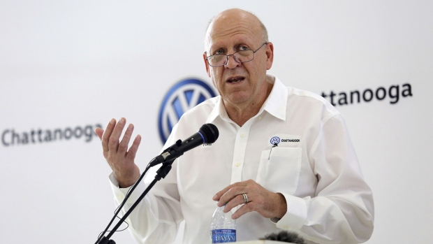 Volkswagen plant in Chattanooga hires new CEO | CTV News | Autos