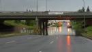 Yellowhead flooding