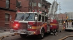 Ottawa Fire crews responds to a fire on Elgin St. July 19, 2019 (Photo: Scott Stilborn @OFSFirePhoto)
