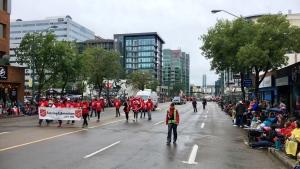 K-Days parade 2019