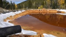 mining pollution arsenic