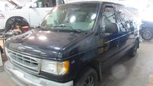 Specialized van