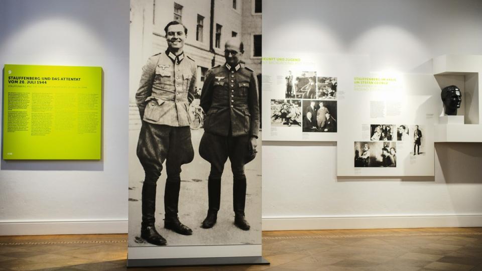 German Resistance Memorial Centre exhibition