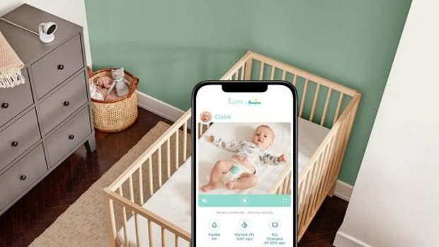 Lumi Connected Care System by Pampers