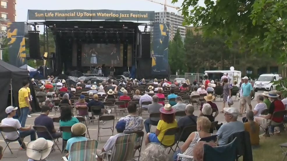 Uptown Waterloo Jazz Festival
