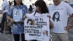 The mystery of the 1983 disappearance of the 15-year-old Emanuela Orlando, daughter of a Vatican employee, took yet another twist Saturday as the Vatican formally opened two ossuaries discovered under a stone slab. (Gregorio Borgia / AP)