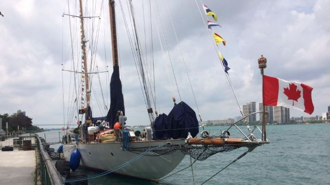 Crowds from both sides of border expected in Kingsville for Tall Ships Festival