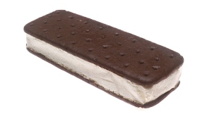 An ice cream sandwich can be seen in this undated file photo. (Renee Comet)