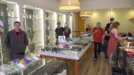 Canna Cabana in Beaumont held its grand opening on Saturday, after it began selling cannabis products on July17.
