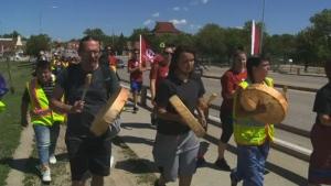 A walk to remember Winnipeg woman murdered in 2011