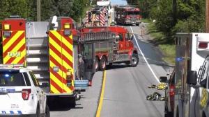 Fatal house fire in Maple Ridge