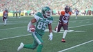 The Roughriders put forth a balanced attack on both sides of the ball to beat the Lions 38-25, claiming their second win of the season.