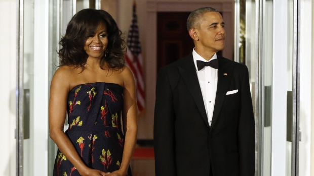 Who do Canadians admire most? The Obamas, the Queen and Ellen