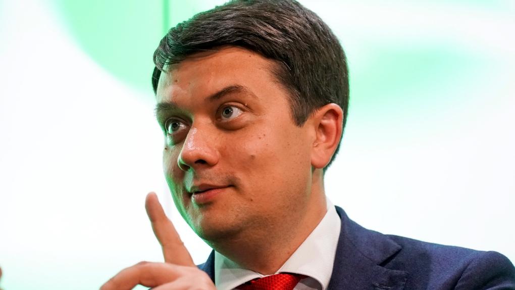 Dmytro Razumkov