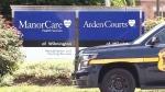 Two shot at nursing home in Philadelphia