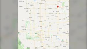 Three Hills fatal crash