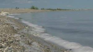 Boater rescued after night out on Lake Manitoba