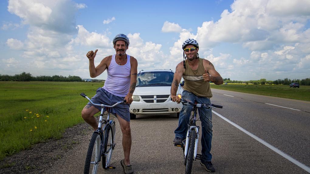 Saskatoon Cancer Bike