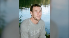 Jesse de Champlain was killed in an avalanche near Egypt Lake in Banff National Park on March 16.