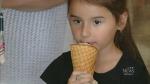 National Ice Cream Day in Regina