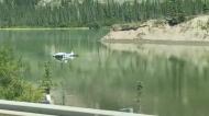Plane crash Jasper
