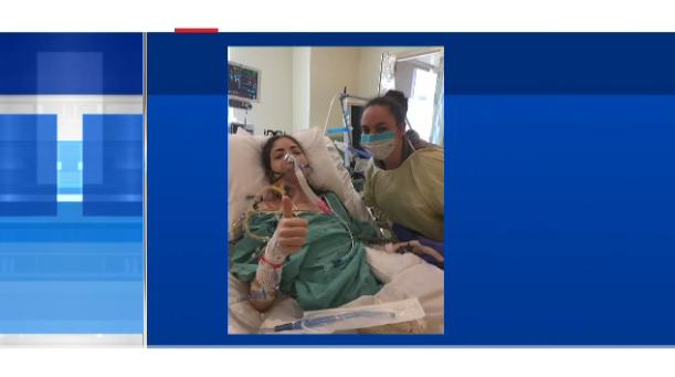 Natalie Daoust Double Lung Transplant Recipient