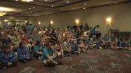 Burn camp kicks off in Richmond