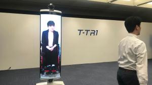 a T-TRI robot