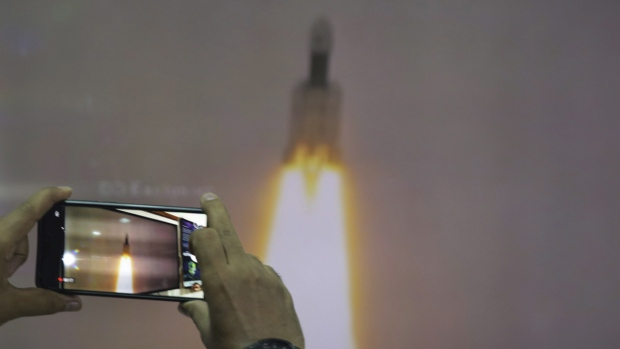 India's GSLV MkIII launches
