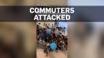 Attack at subway station in Hong Kong
