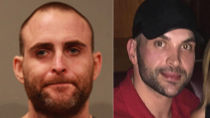 Ryan Provencher (left) and Richard Scurr (right) were last seen in Surrey on July 17.