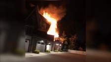 Abbotsford fire