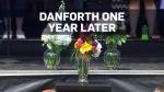 Toronto memorial marks one year since Danforth sho