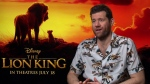 Billy Eichner discusses making 'The Lion King'