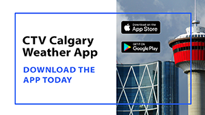 Calgary weather app