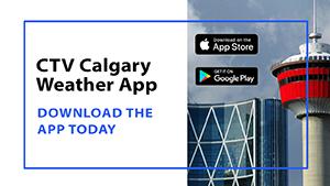 Calgary weather app