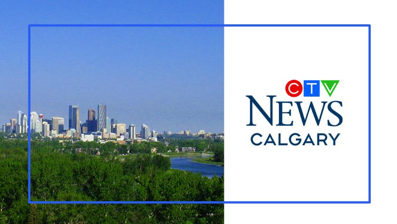CTV Calgary news generic