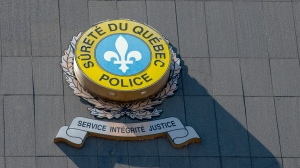 Quebec Provincial Police headquarters is seen in Montreal on April 17, 2019. THE CANADIAN PRESS/Ryan Remiorz