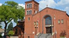 St. Angela Merici Church in Windsor, Ont. (Courtesy St. Angela Merici Church / Facebook)