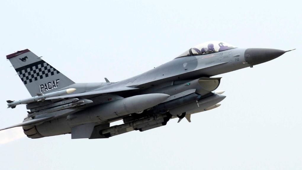 South Korean KF-16