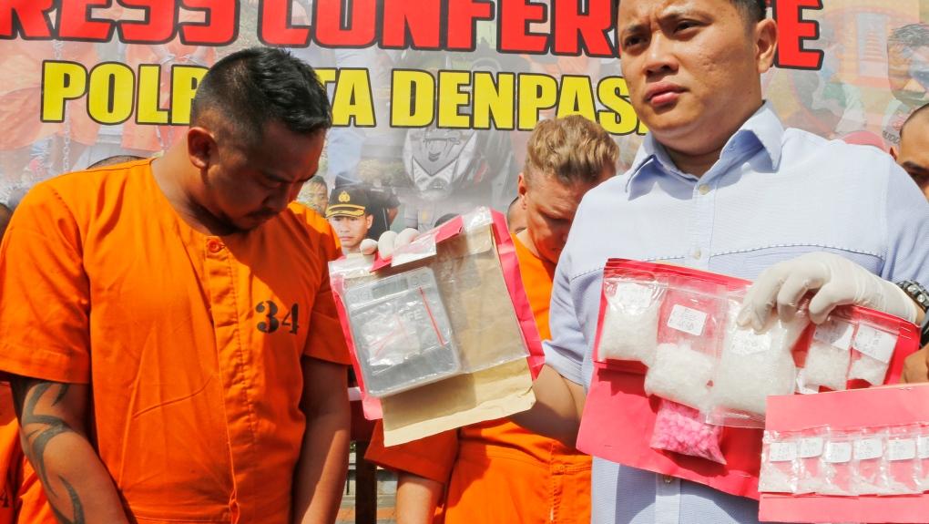 2 Australian men arrested in drug cases in Bali