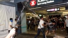 Hong Kong prtoest