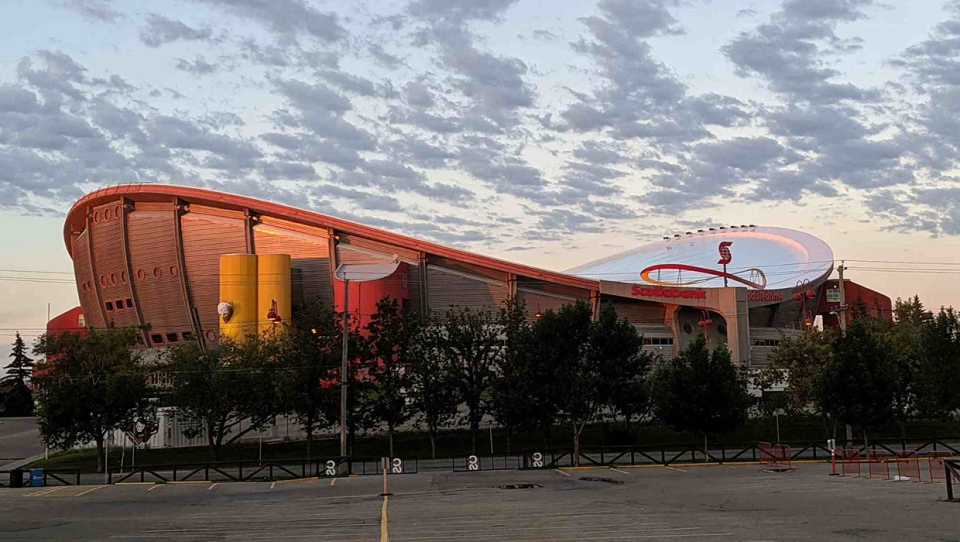 The city, the Flames and the Stampede have agreed on terms for an event centre to replace the 36-year-old Saddledome.